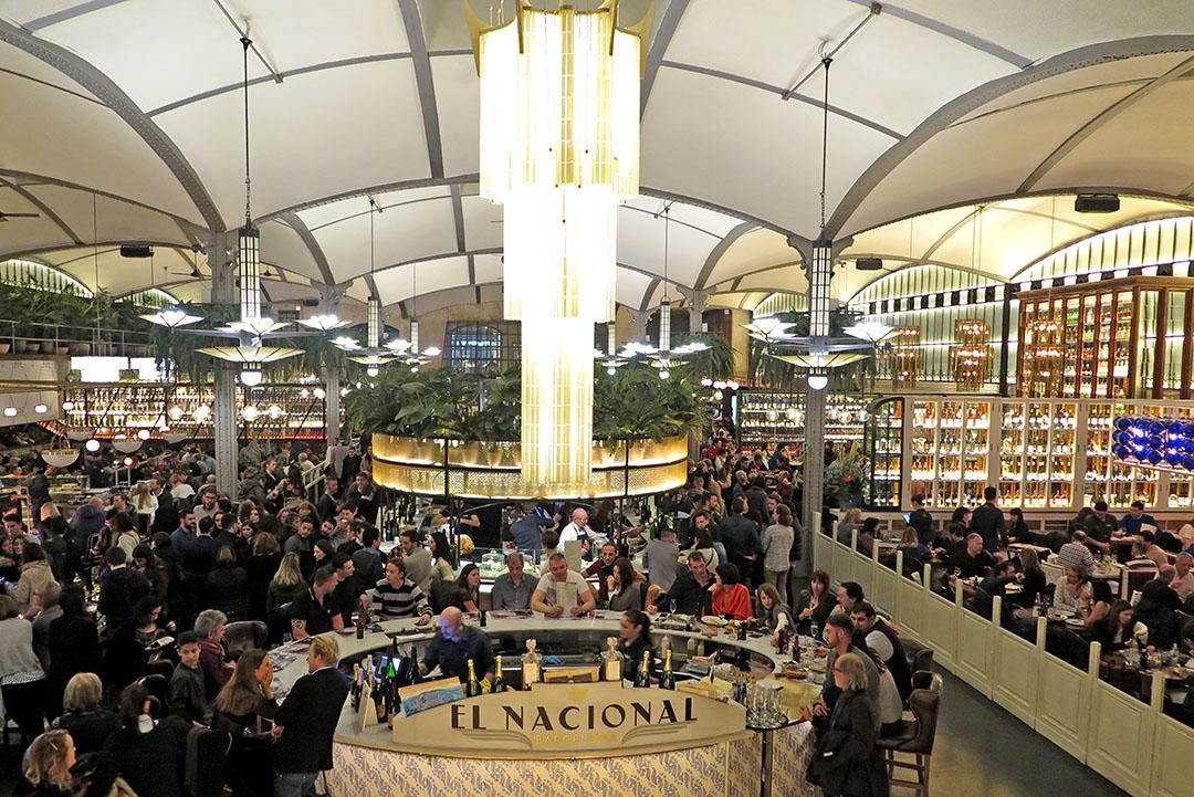 El Nacional: experiências diferentes no mesmo restaurante 1