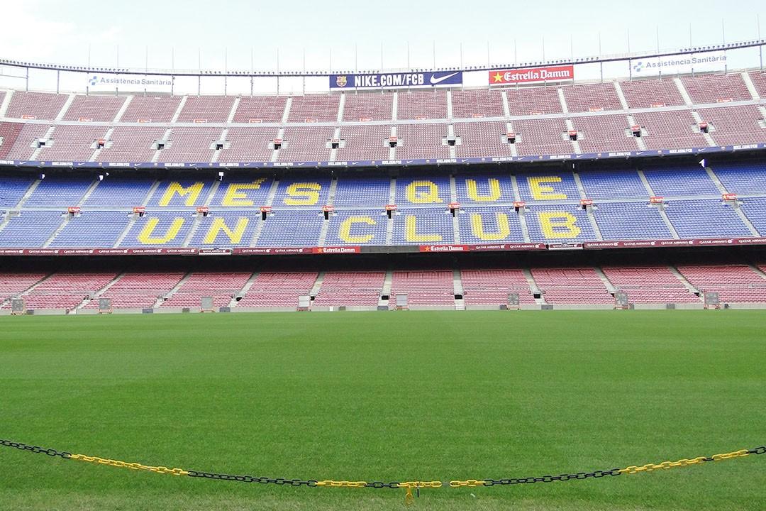 Futbol Club Barcelona: a experiência num clube que é mais do que um clube 1