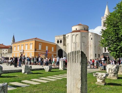 aquelesqueviajam croacia zadar6 500x380 - Aqueles que viajam para Zadar