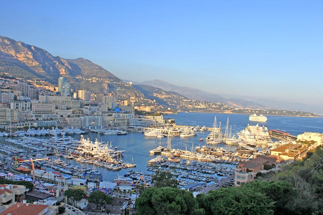 Aqueles que viajam para o Mónaco 1