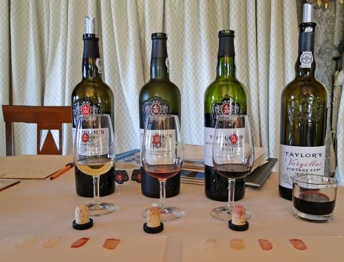 aquelesqueviajam porto vinhodoporto taylors 500x380 - Workshop Pintar com Vinho do Porto Taylor's