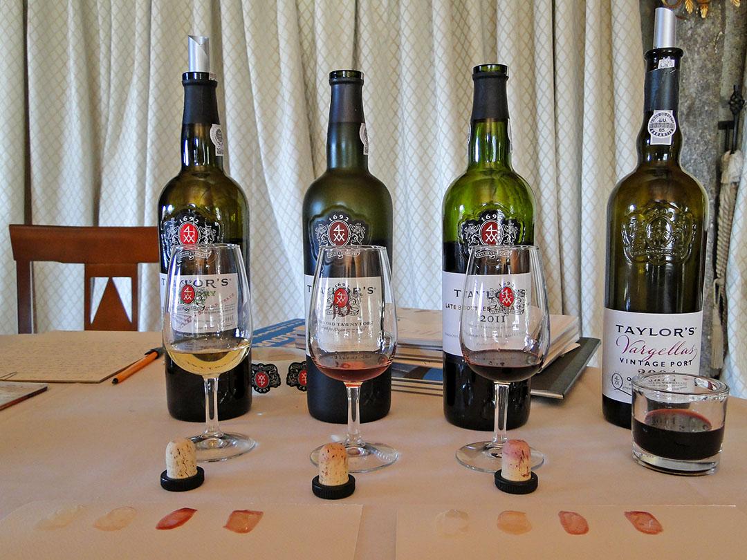 Workshop Pintar com Vinho do Porto Taylor's 2