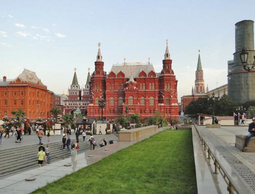 5 dicas para viver e sentir Moscou 1