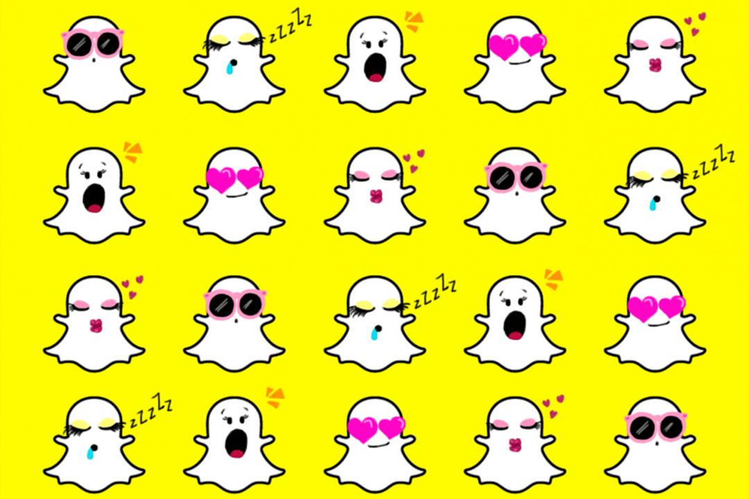 Aqueles que viajam pelo Snapchat 1