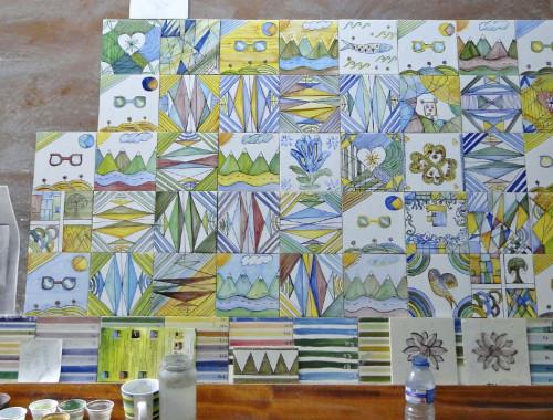 aquelesqueviajam azulejosdeazeitao11 500x380 - Azulejos de Azeitão: um símbolo da cultura portuguesa
