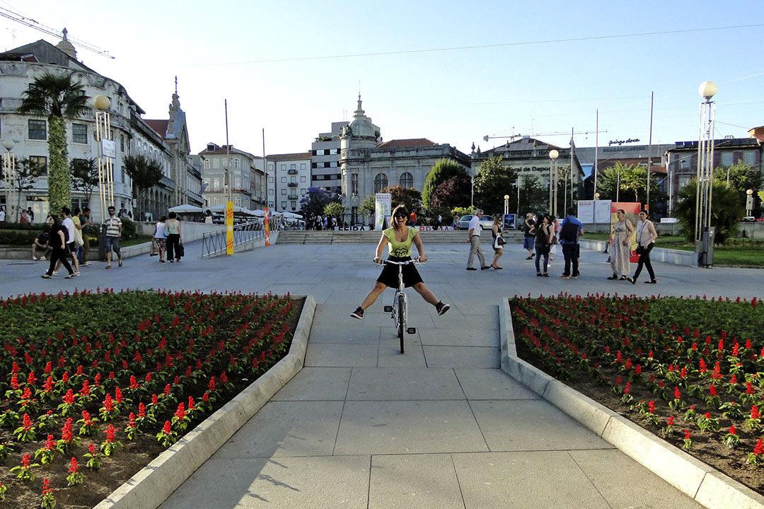 5 roteiros de bicicleta para conhecer Braga 1