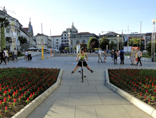 5 roteiros de bicicleta para conhecer Braga 2