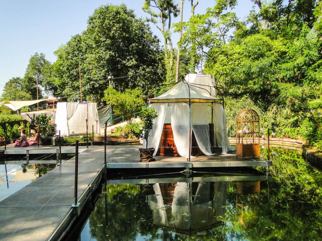 Banhos de São Jorge: um regresso aos tempos de impérios termais 1