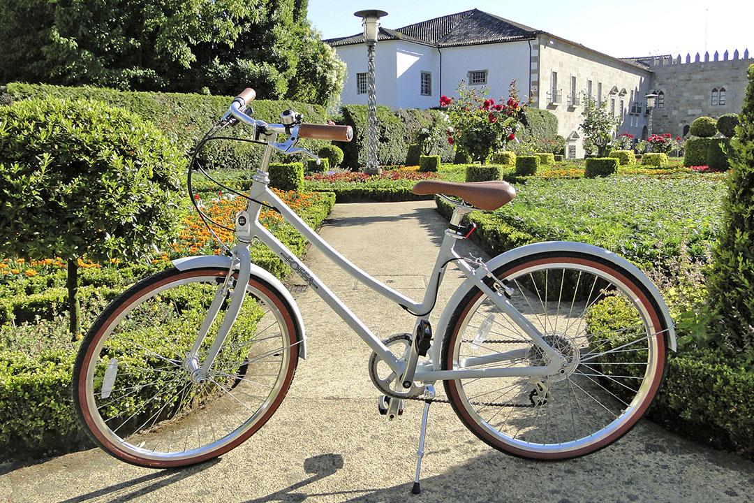 Foffa: uma bicicleta clássica, elegante e fofíssima 1
