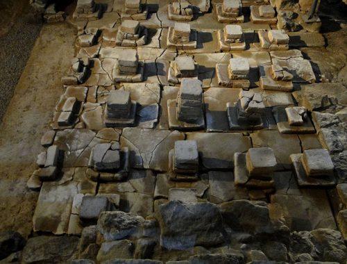aquelesqueviajam braga domusdaescolhavelhadase2 1 500x380 - 10 curiosidades sobre a Duomos da Escola Velha da Sé
