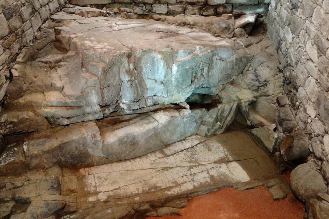 Fonte do Ìdolo: um santuário do século I 1