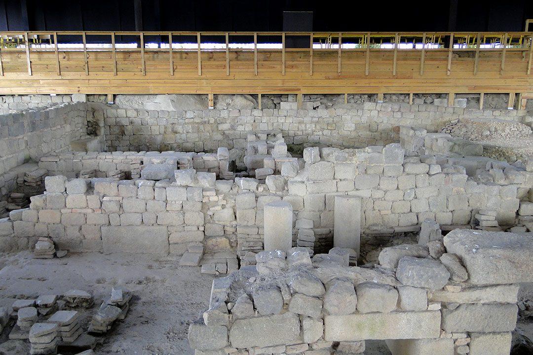 16 curiosidades sobre as Termas Romanas do Alto da Cividade 1