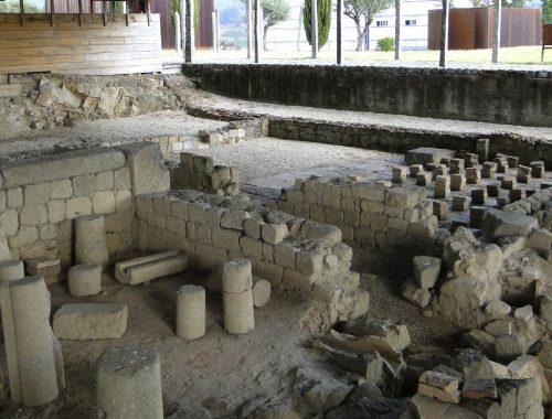 aquelesqueviajam braga termasromanas6 500x380 - Termas Romanas do Alto da Cividade: um spa com mais de 2000 anos