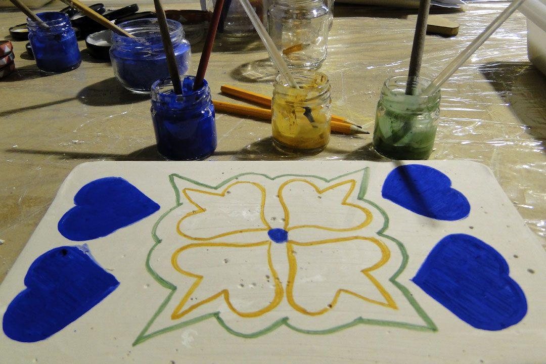 Workshop pintura de cal: conhecer um Algarve no tempo das casas caiadas 1