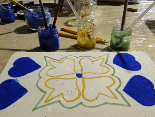 Workshop pintura de cal: conhecer um Algarve no tempo das casas caiadas 2