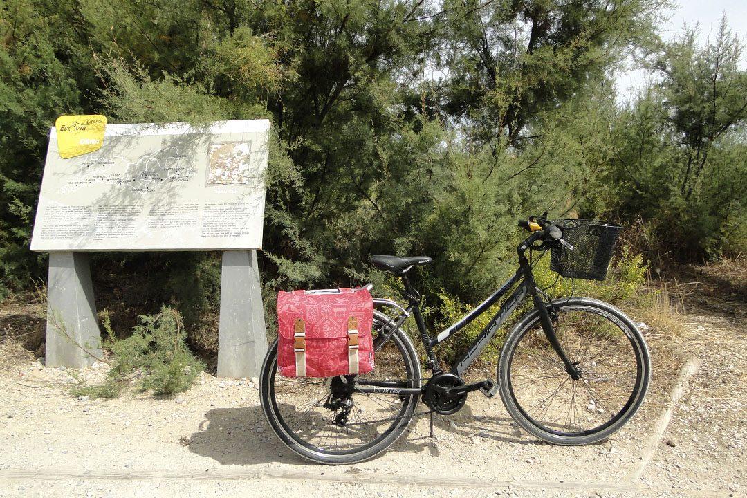 Viajar de bicicleta pelo Algarve 1