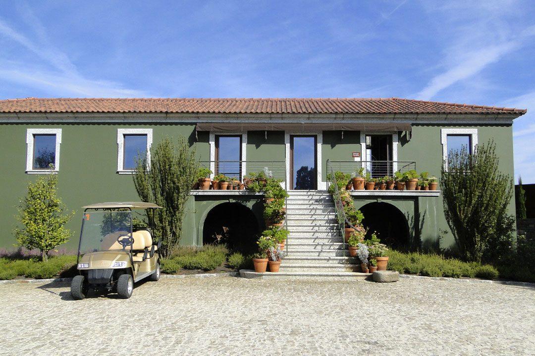Monverde Wine Experience Hotel: dormir entre as vinhas 1