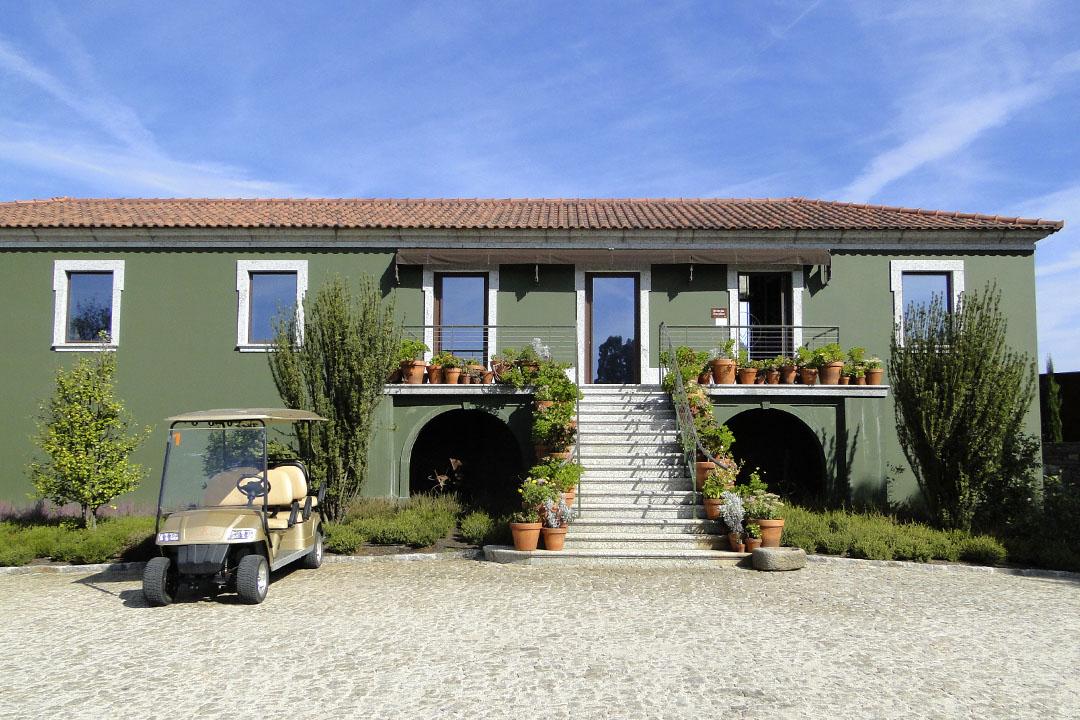 Monverde Wine Experience Hotel: dormir entre as vinhas 2