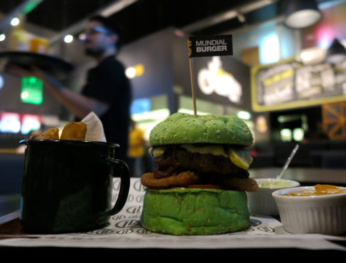 eleven burgers mundial2 500x380 - Eleven Burgers: a lembrança mais ousada e saborosa da vida