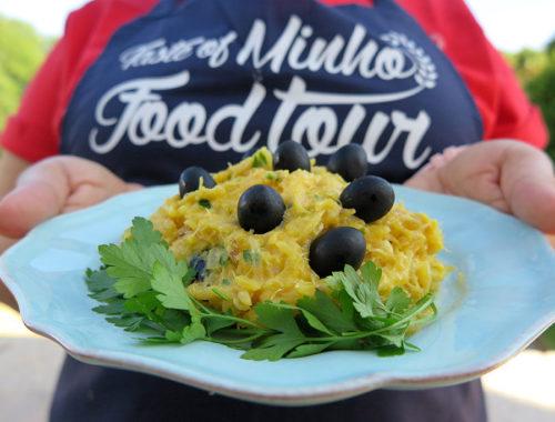 Workshop de culinária portuguesa: Bacalhau à Brás 4