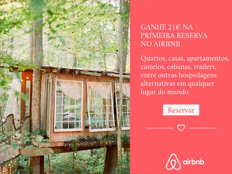 Reservar hospedagem pelo Airbnb
