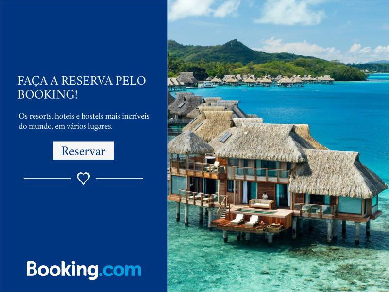booking - Reserva de Hospedagens