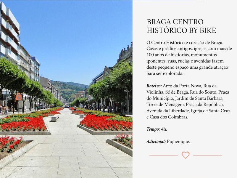 Tour Braga Centro Histórico