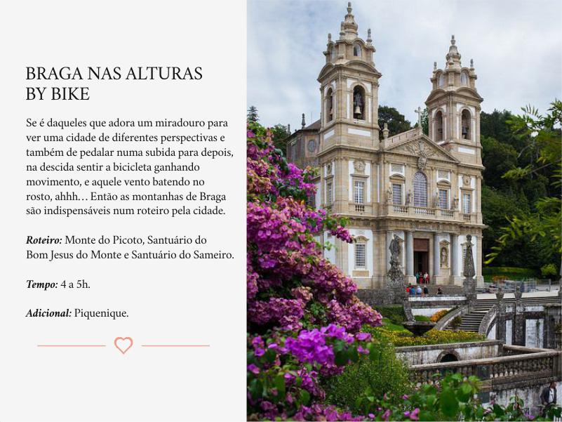 Tour Braga nas Alturas