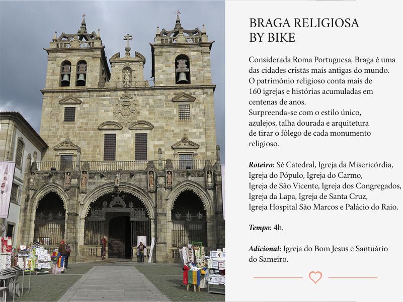 Tour Braga Religiosa