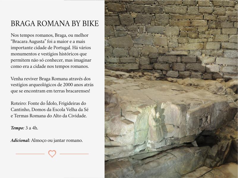 Tour Braga Romana