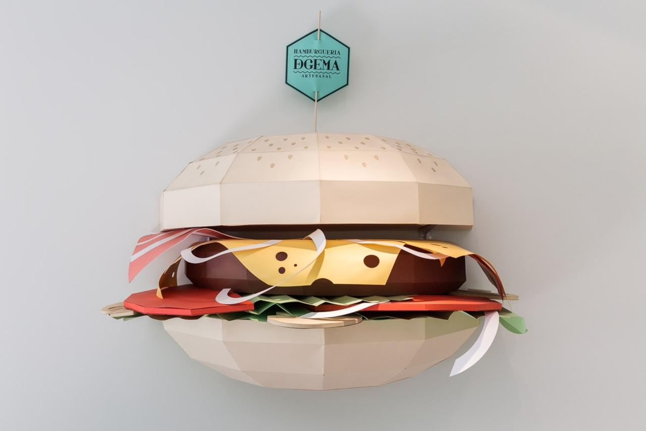 DeGema hamburgueria