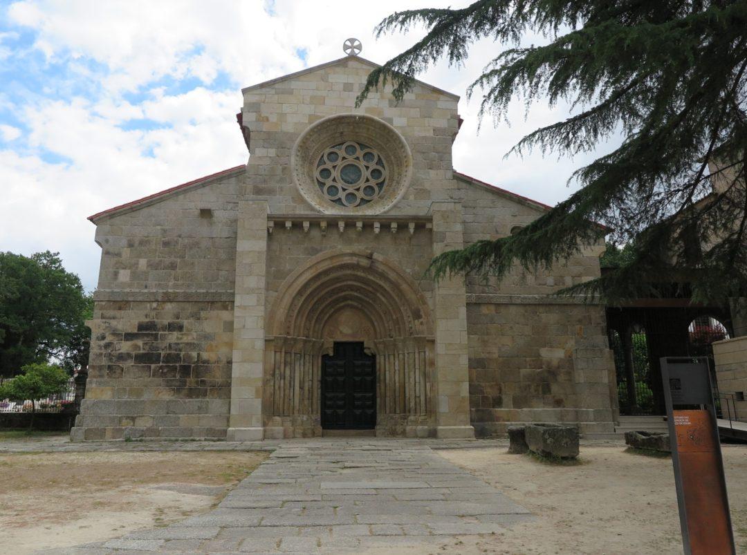 Rota do Românico: Mosteiro de São Salvador Paço de Sousa