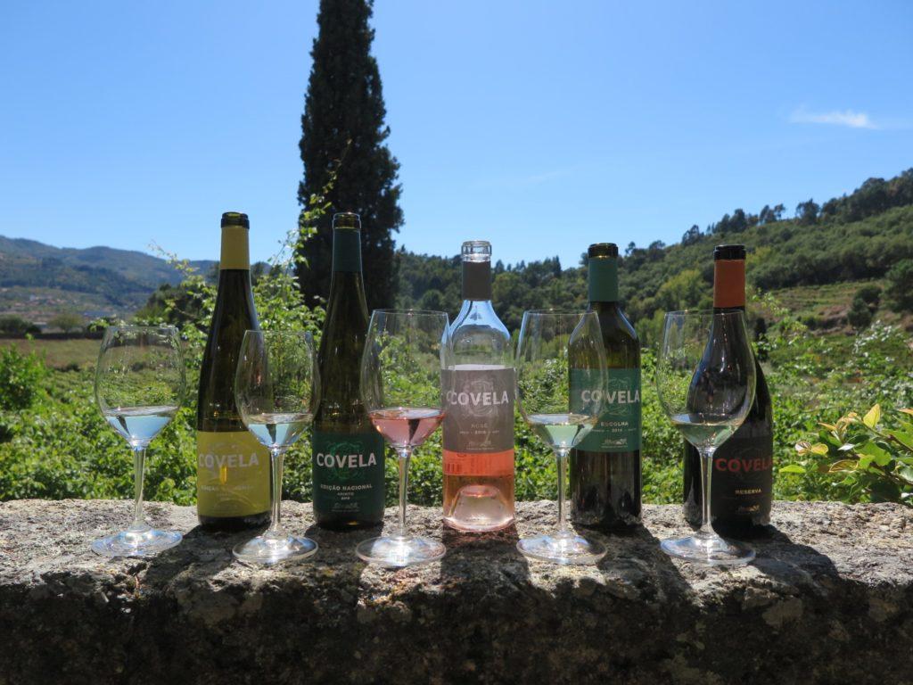 Vinhos de Covela