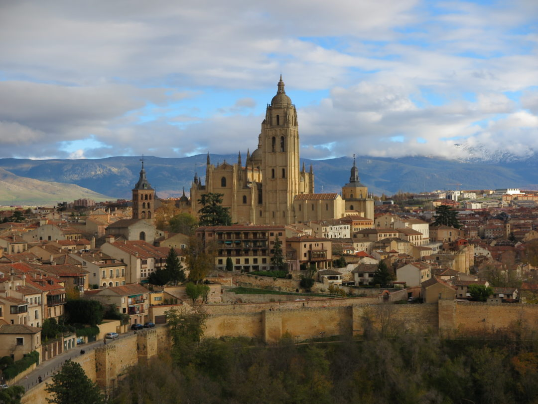 Segovia: roteiro de um dia