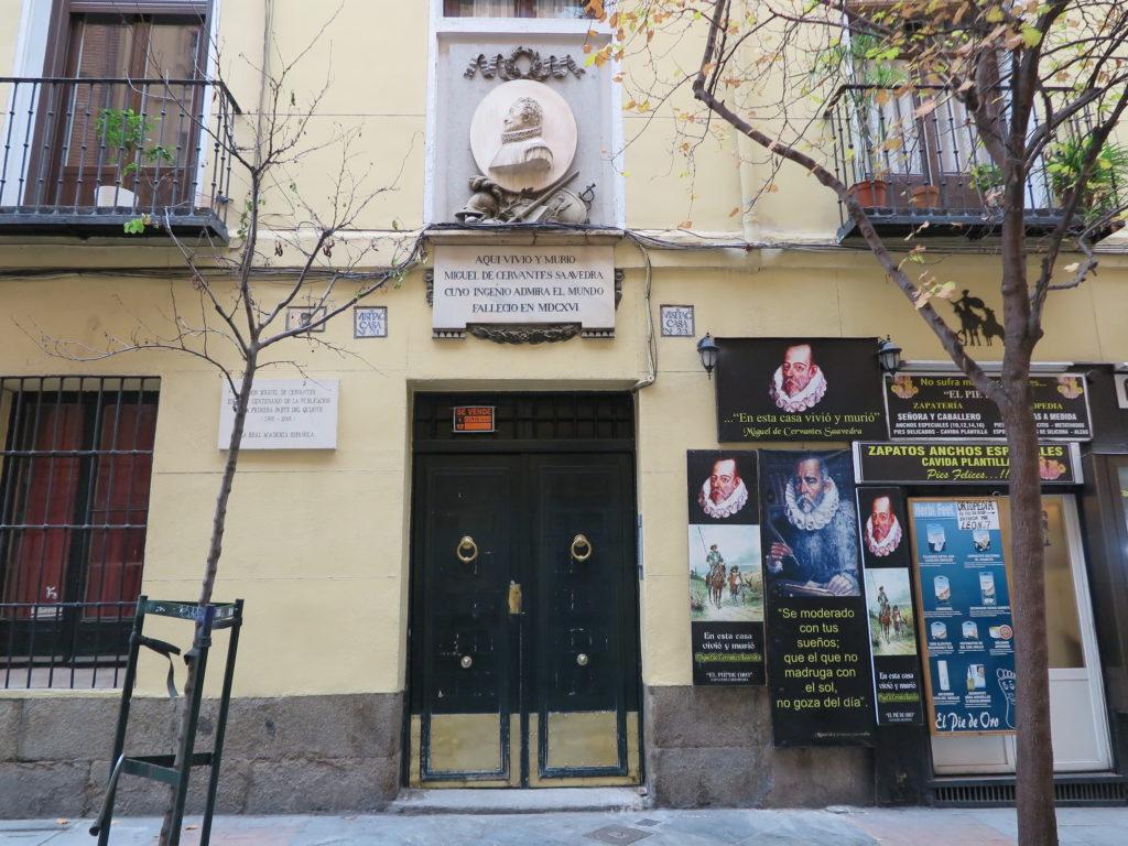 Casa Miguel de Cervantes